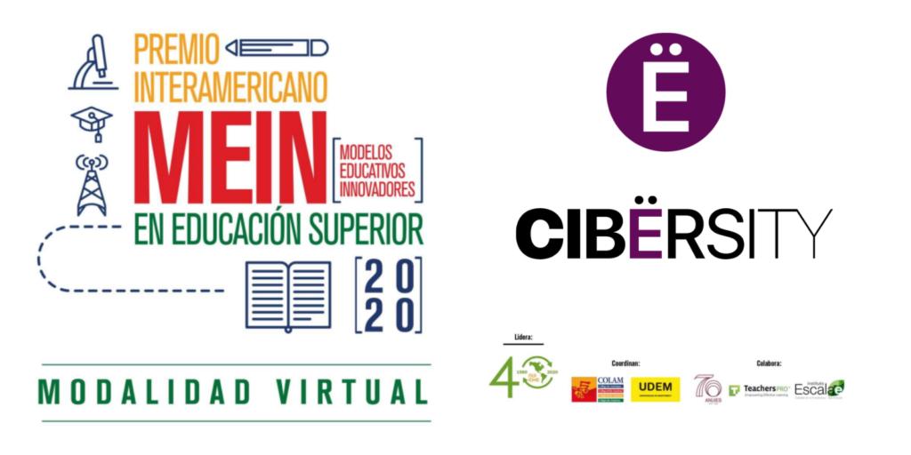 Cibërsity en los Premios MEIN 2020